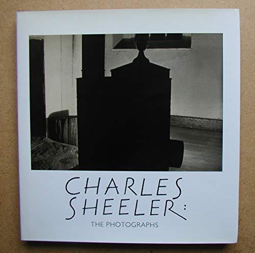 Charles Sheeler: The Photographs: Stebbins, Theodore E.; Keyes, Norman Jr.