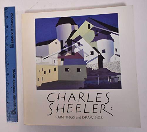 9780878462889: Charles Sheeler. Paintings and drawings.