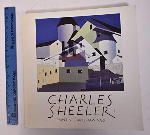 Charles Sheeler, Paintings and Drawings