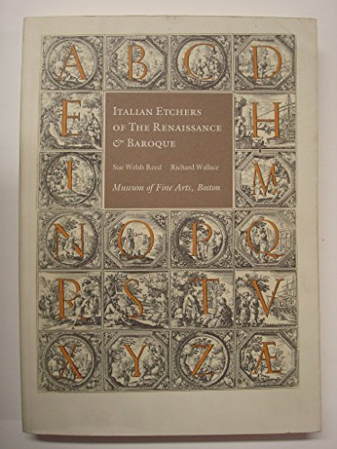 9780878463053: Italian Etchers of the Renaissance and Baroque