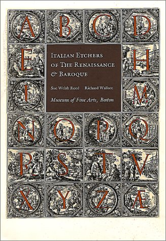 9780878463060: Italian Etchers of the Renaissance and Baroque