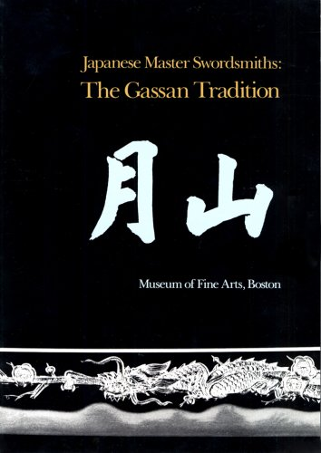 9780878463091: Japanese Master Swordsmiths: The Gassan Tradition
