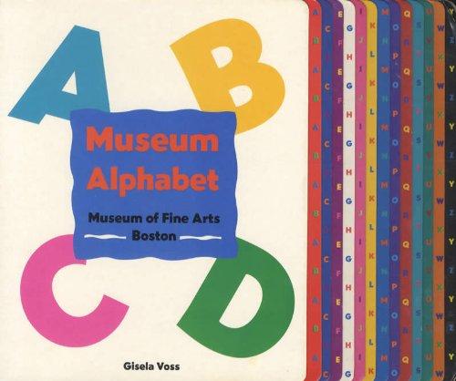 9780878463848: Museum Alphabet