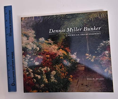 9780878464234: Dennis Miller Bunker: American Impressionist