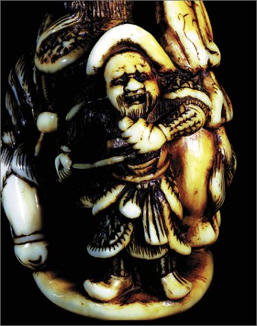 9780878466221: Netsuke: Fantasy and Reality in Japanese Miniature Sculpture