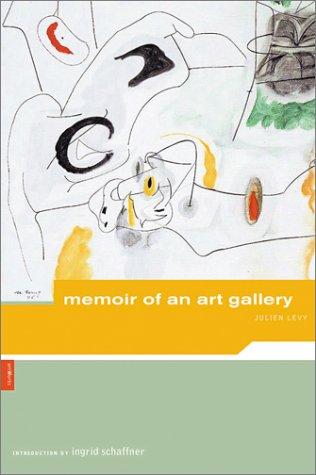 9780878466535: Julien Levy: Memoir of an Art Gallery