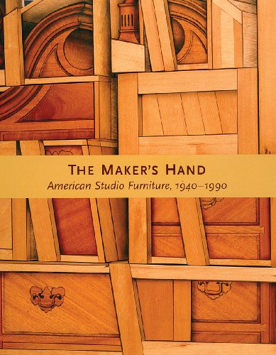 The Maker's Hand: American Studio Furniture, 1940-1990: Cooke, Edward; L'Ecuyer,