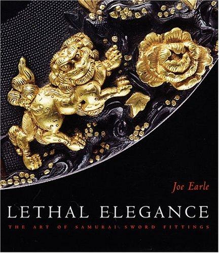 9780878466795: Lethal Elegance: Samurai Sword Fittings