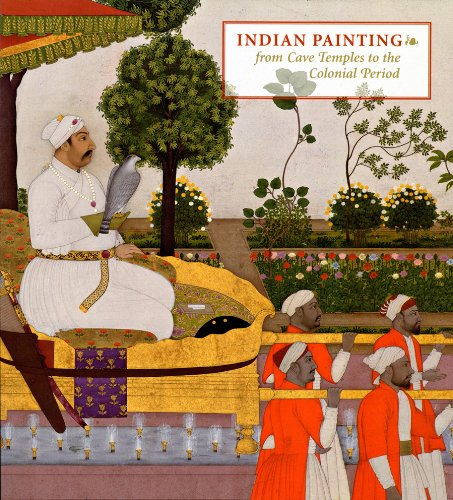 9780878467068: Indian Painting: From Cave Temples to the Colonial Period