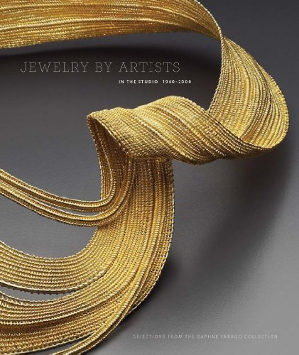 9780878467501: Jewelry by Artists: In the Studio, 1940-2000