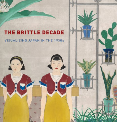 9780878467693: The Brittle Decade: Visualizing Japan in the 1930s