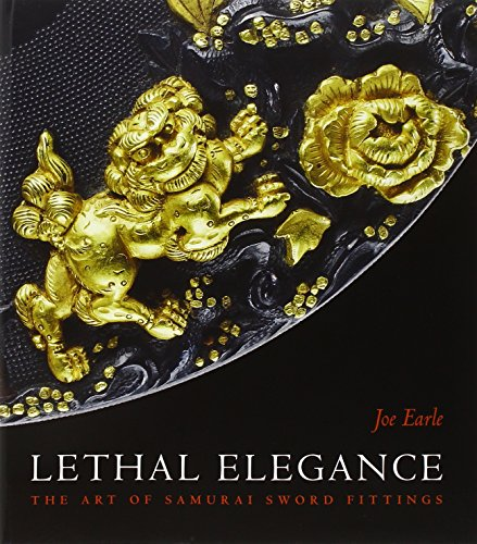 9780878467754: Lethal Elegance: The Art of Samurai Sword Fittings