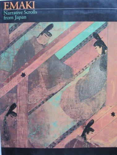 Emaki, Narrative Scrolls from Japan: Murase, Miyeko; Asia Society; Japan