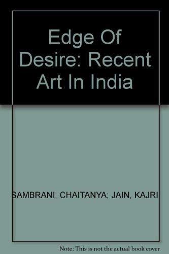 9780878481002: Edge of Desire: Recent Art in India