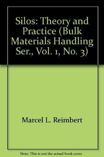 9780878490141: Silos: Theory and Practice (Bulk Materials Handling Ser: Vol. 1, No.)