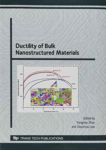 9780878493050: Ductility of Bulk Nanostructured Materials: Special Topic Volume With Invited Peer Reviewed Papers Only (Materials Science Forum)