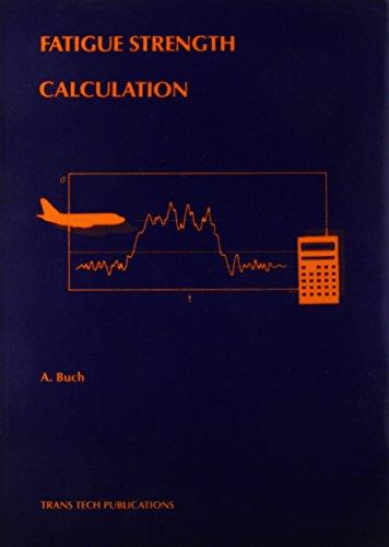 9780878495368: Fatigue Strength Calculation