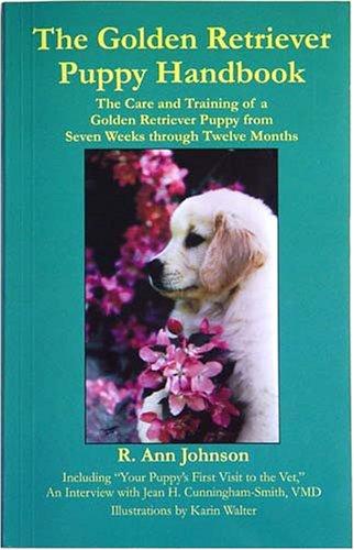 9780878501649: The Golden Retriever Puppy Handbook