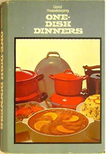Good Housekeeping One-Dish Dinners: Drawings-Maggie MacGowan; Photographer-James