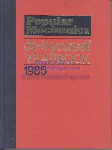 9780878510894: Popular Mechanics do-it-yourself Yearbook 1985`