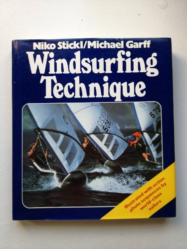 9780878512164: Windsurfing Technique (English and German Edition)