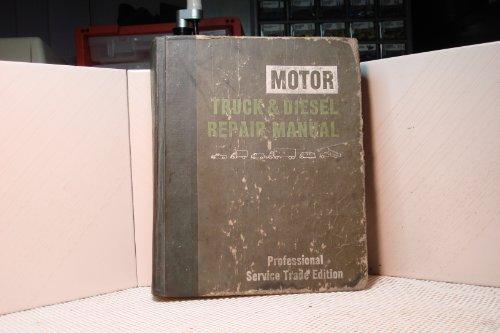 9780878515240: Motor Truck & Diesel Repair Manual