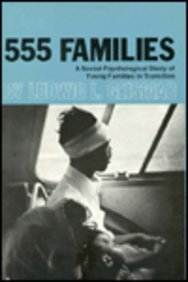 9780878550449: Young Families in Transition: A Social-Psychological Study (Urban Studies Series (New Brunswick, N.J.),No. 5.)