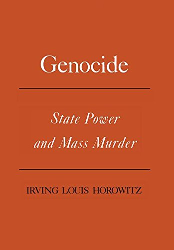 9780878551910: Genocide: State Power and Mass Murder (Issues in Contemporary Civilization)