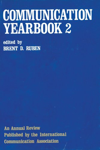 9780878552825: Communication Yearbook 2: 1978