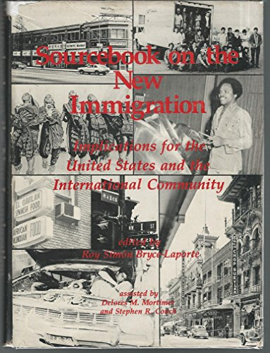 9780878553051: Sourcebook on the New Immigration