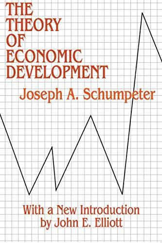 9780878556984: Theory of Economic Development (Social Science Classics Series)