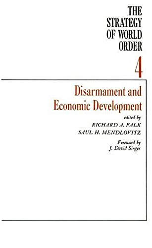 9780878557721: Disarmament and Economic Development