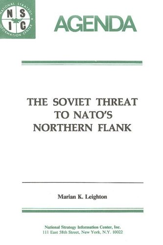 9780878558032: The Soviet Threat to NATO's Northern Flank (Agenda paper - National Strategy Information Center ; no. 10)