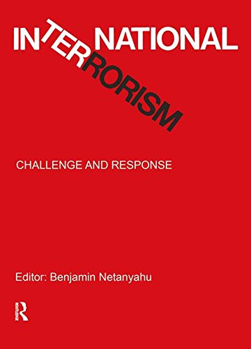 9780878558940: International Terrorism: Challenge and Response