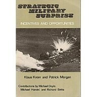 9780878559121: Strategic Military Surprise