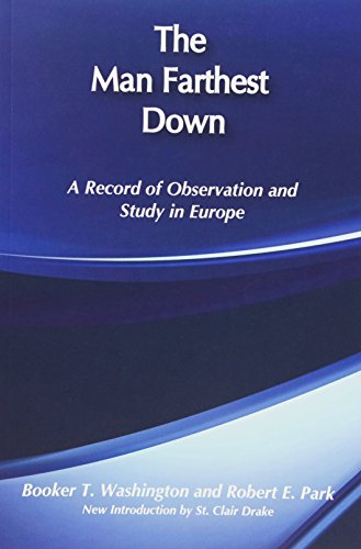 9780878559336: The Man Farthest Down: A Record of Observation and Study in Europe (Journal of African Civilizations)