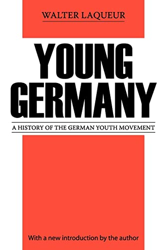 9780878559602: Young Germany: History of the German Youth Movement (Social Science Classics)