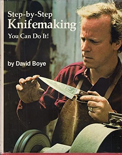 9780878571802: Step-by-step Knife Making: You Can Do it!