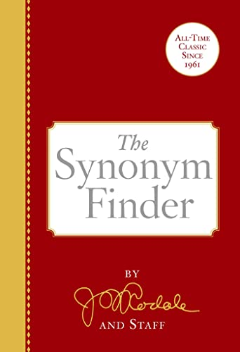 9780878572366: The Synonym Finder