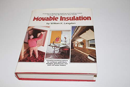 9780878572984: Movable Insulation: A Guide to Reducing Heating and Cooling Losses Through the Windows in Your Home