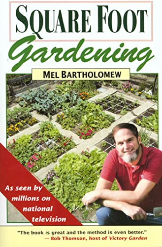 9780878573417: Square Foot Gardening