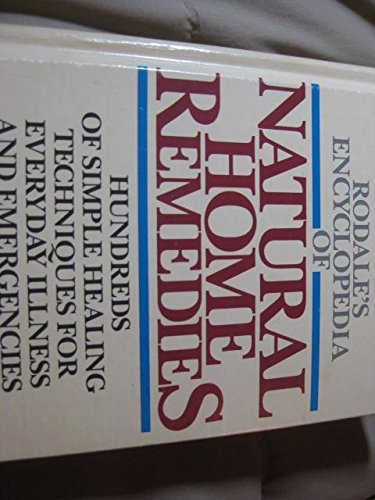 Rodale's Encyclopedia of Natural Home Remedies: Hundreds: Mark Bricklin