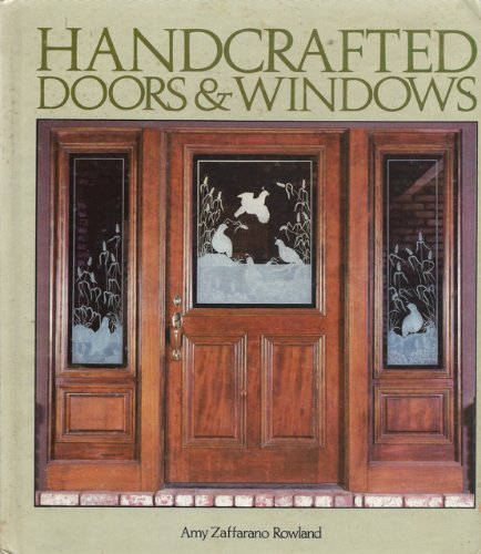 9780878574230: Handcrafted Doors and Windows