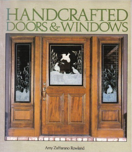 9780878574247: Handcrafted Doors and Windows