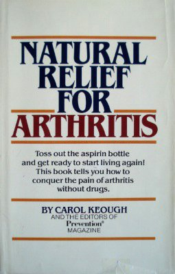 9780878574568: Natural Relief for Arthritis