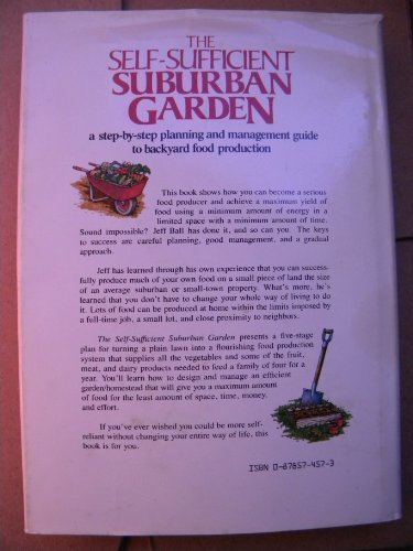 9780878574575: The Self-Sufficient Suburban Gardener