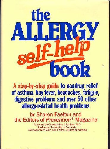 The Allergy Self-help Book