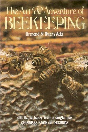 9780878574834: The art & adventure of beekeeping