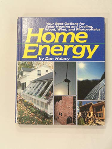 Dan halacy used books rare books and new books for Best heating options for home