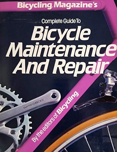 9780878576043: Bicycle Maintenance and Repair